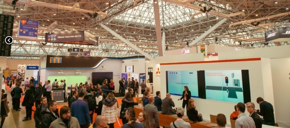 VisioTab на Integrated Systems Russia 2015